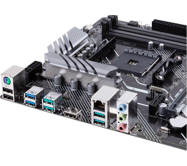 X570 PRIME - ASUS / AMD RYZEN