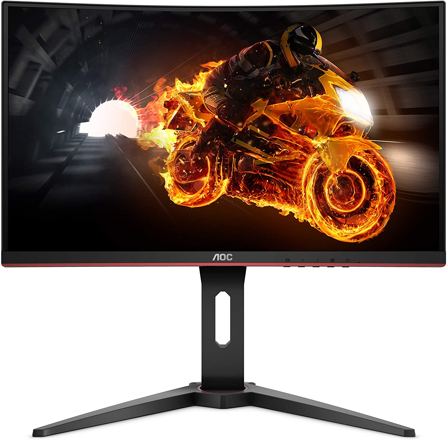 "AOC 24"" GAMING CURVO (DP-1ms-144Hz)"