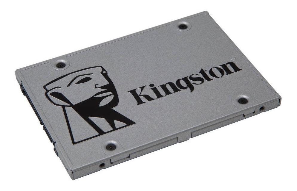 SOLIDO SATA (SSD) 240GB KINGSTON A400