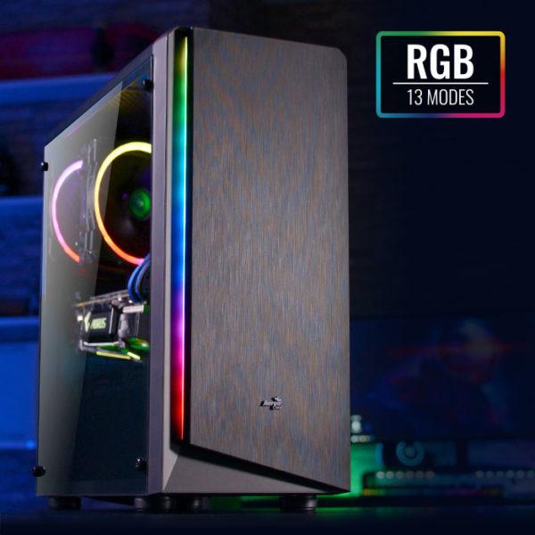 RIFT BLACK RGB - AEROCOOL