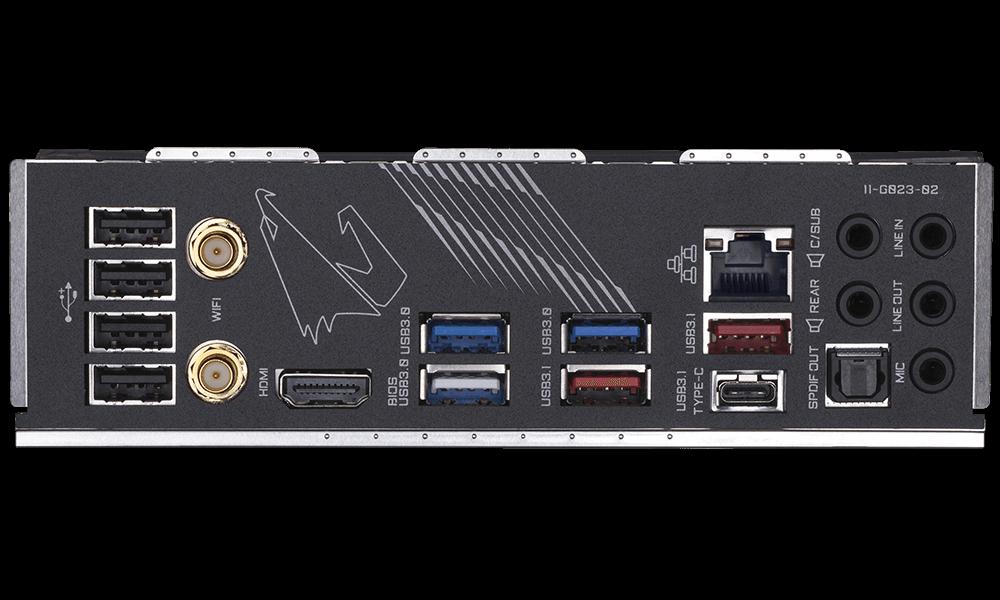 X570 AORUS PRO WiFi - GIGABYTE / AMD RYZEN