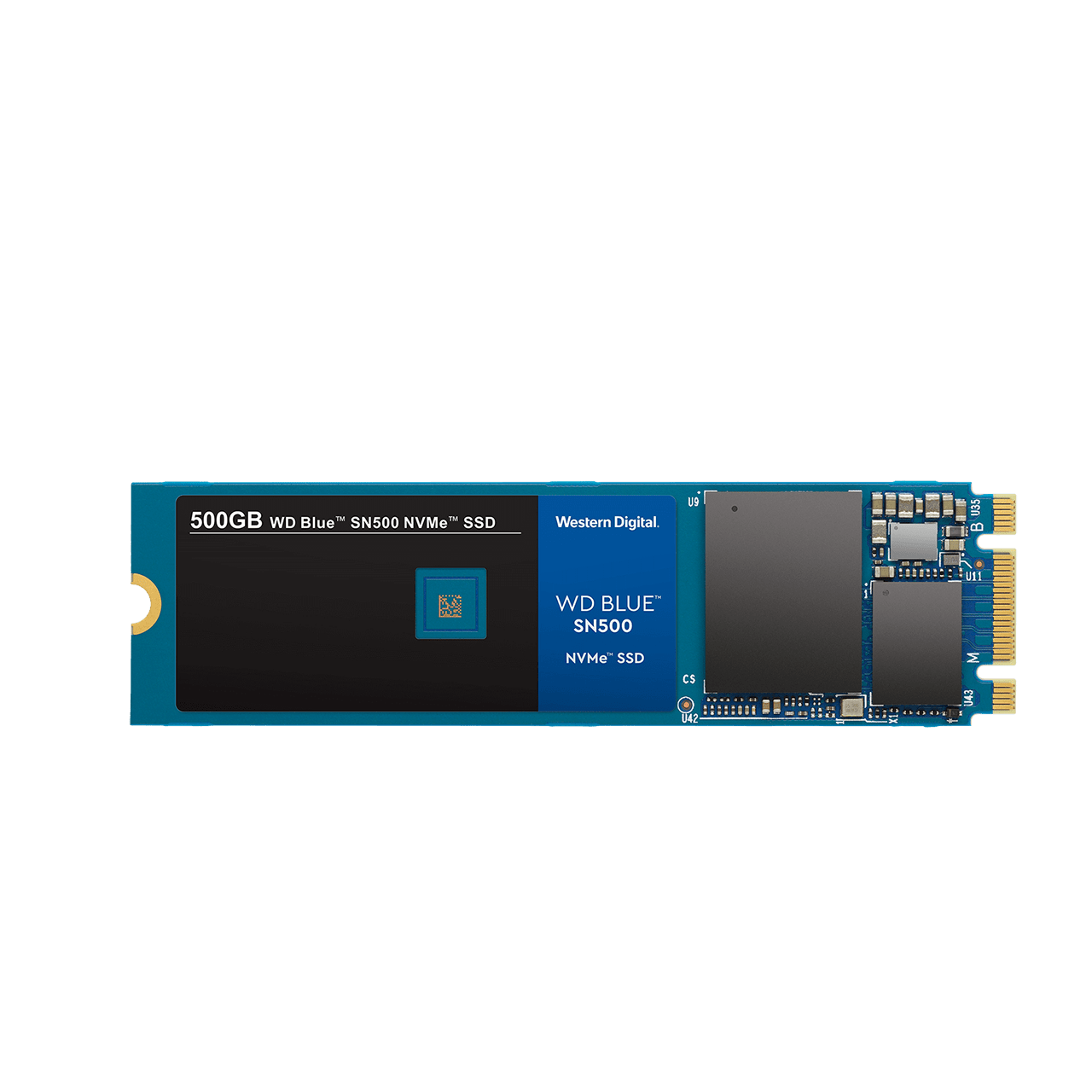 SOLIDO (M2) NVMe 250GB BLUE - WESTERN DIGITAL