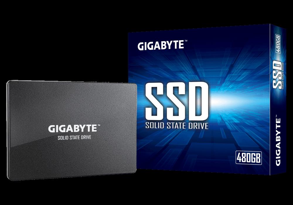 SOLIDO SATA (SSD) 480GB - GIGABYTE