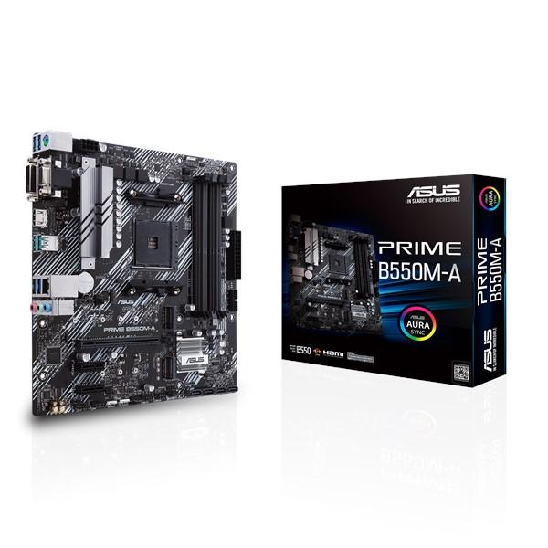 B550M-A - ASUS / AMD RYZEN