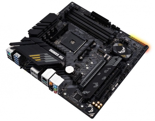 B550M TUF PLUS GAMING - ASUS / AMD RYZEN