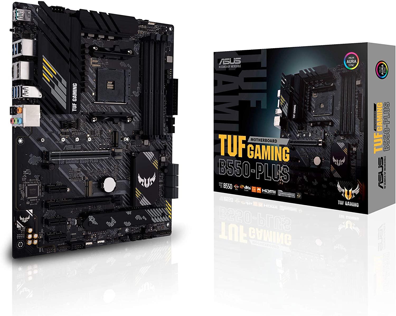 B550 TUF PLUS GAMING - ASUS / AMD RYZEN