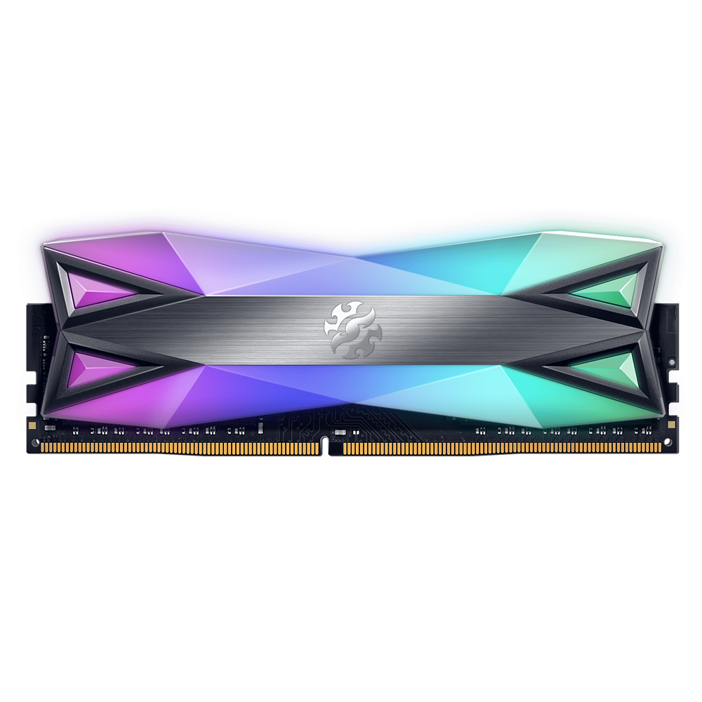 MODULO 8GB (3600 MHZ) CRYSTAL D60 RGB - XPG