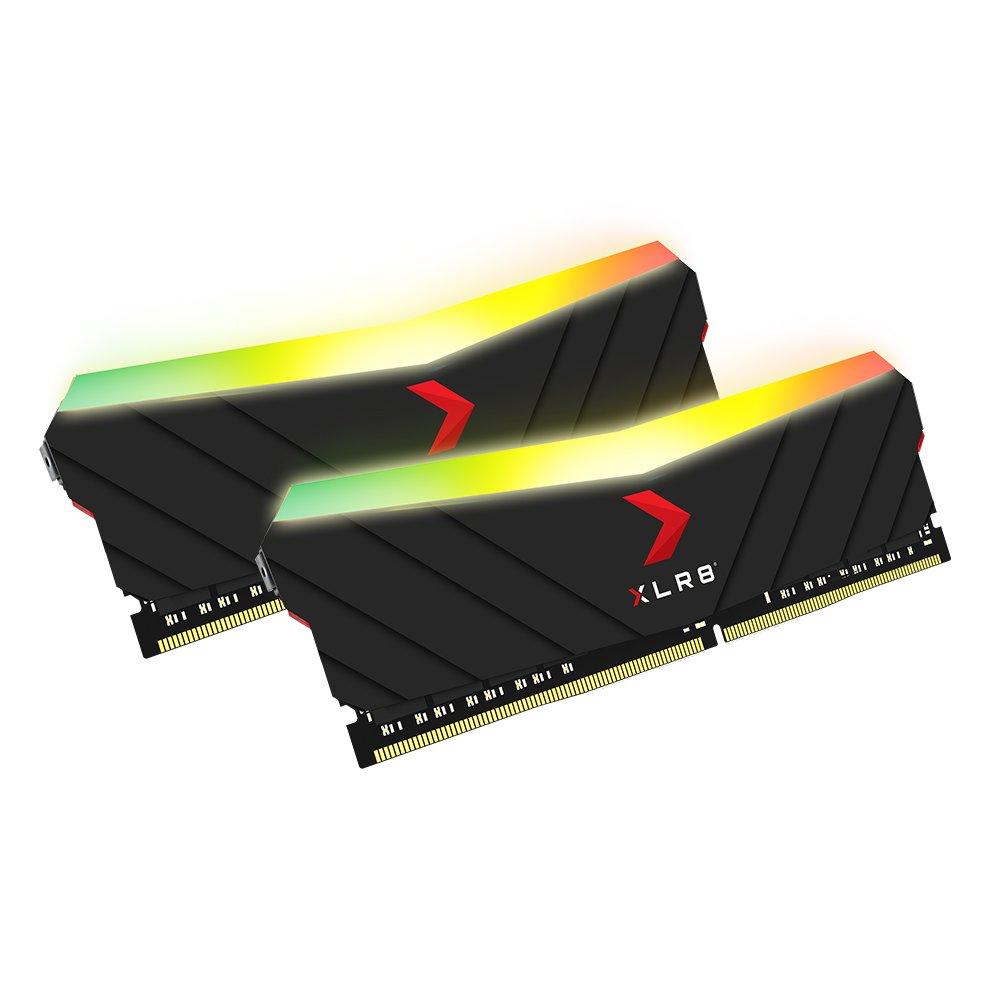 MODULO 8G (3200 MHZ) XLR8 RGB - PNY