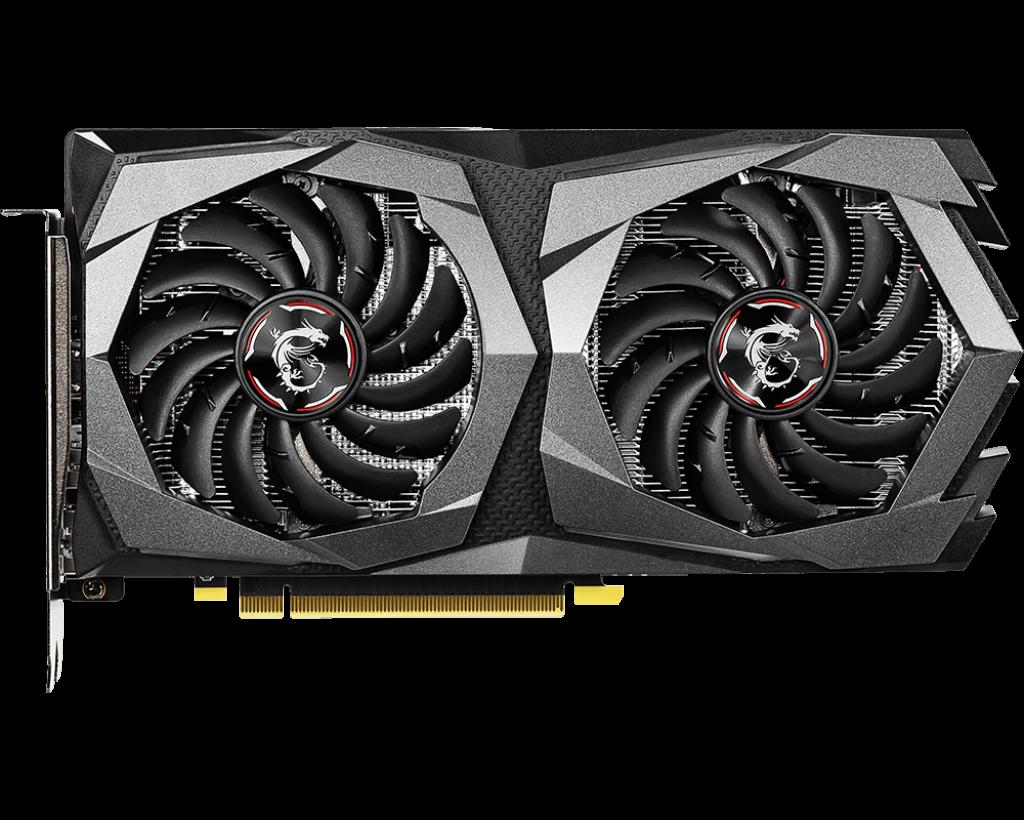 GTX 1650 GAMING X 4GB - MSI