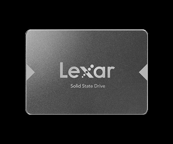 SOLIDO SATA (SSD) 512GB - LEXAR NS100