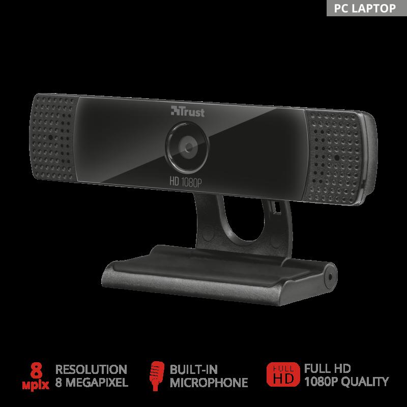 CAMARA 1080P FULL HD / MICROFONO - GXT