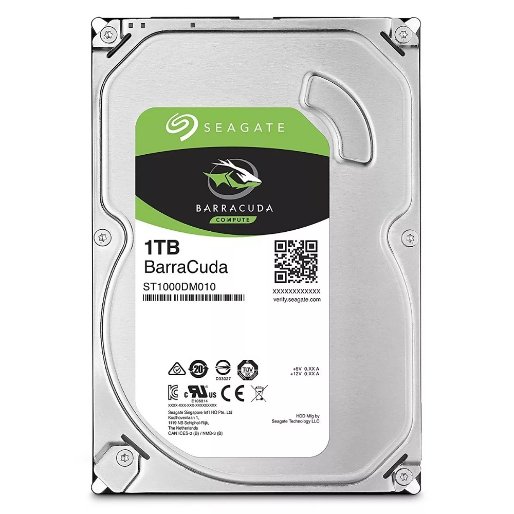 DISCO 1 TERAS PC / 64MB / 7200RPM - SEAGATE