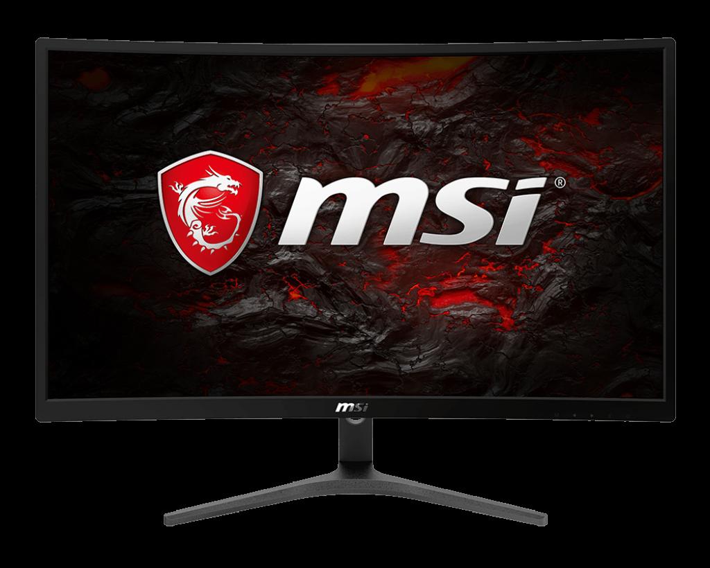 "MSI 24"" GAMING CURVO (75HZ-1MS-HDMI)"