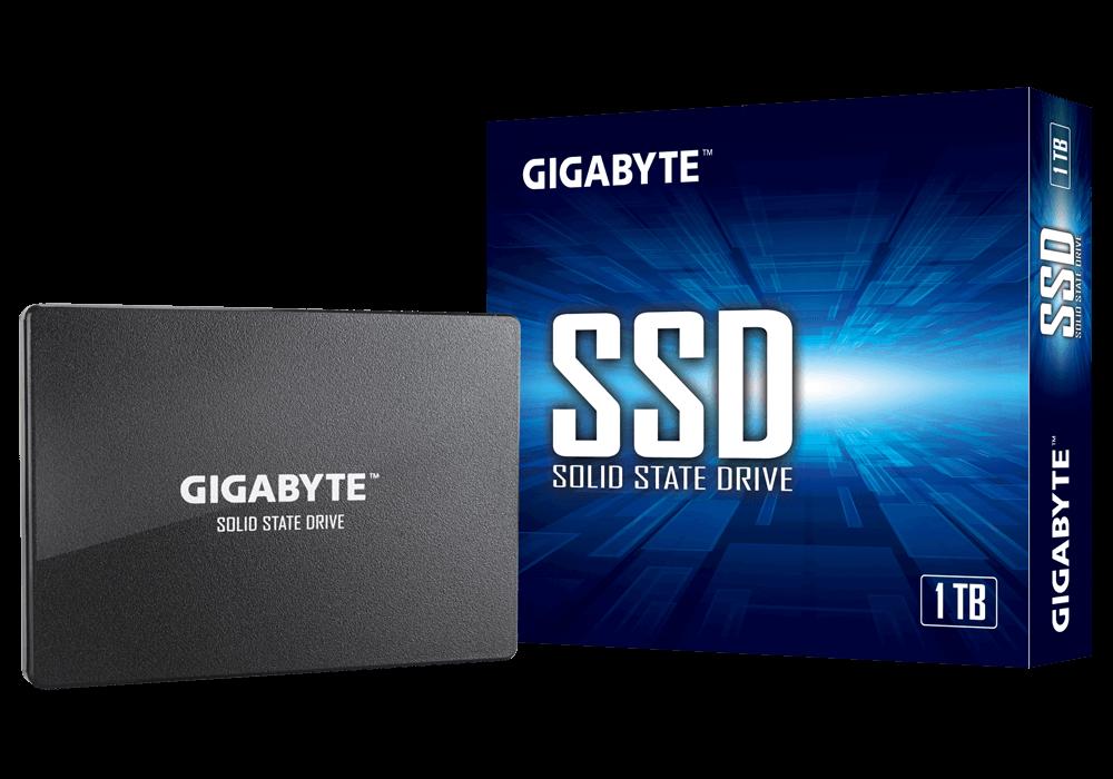 SOLIDO SATA (SSD) 1TB - GIGABYTE