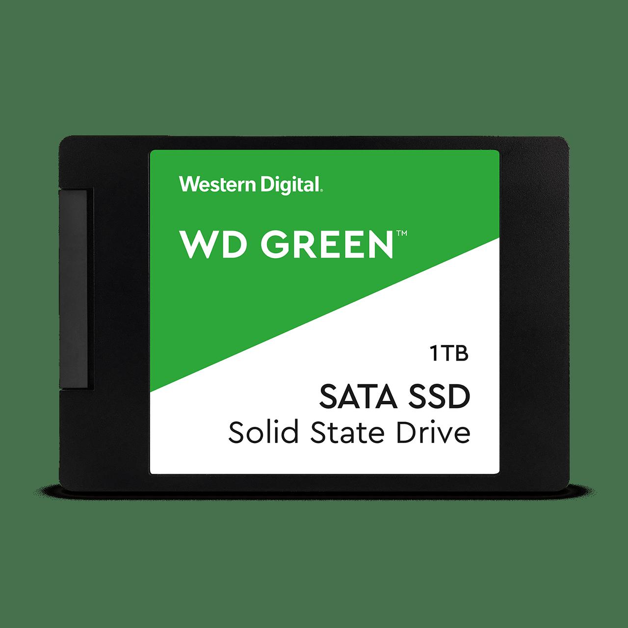 SOLIDO SATA (SSD) 1TB GREEN - WESTERN DIGITAL