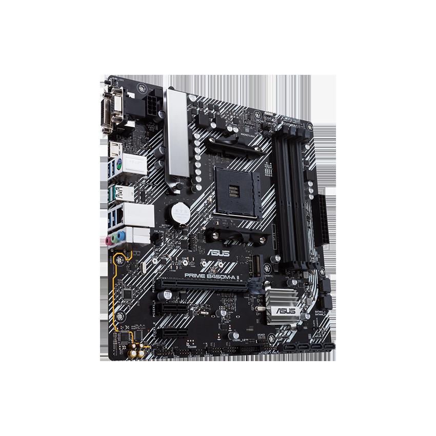 B450M-A II PRIME - ASUS / AMD RYZEN