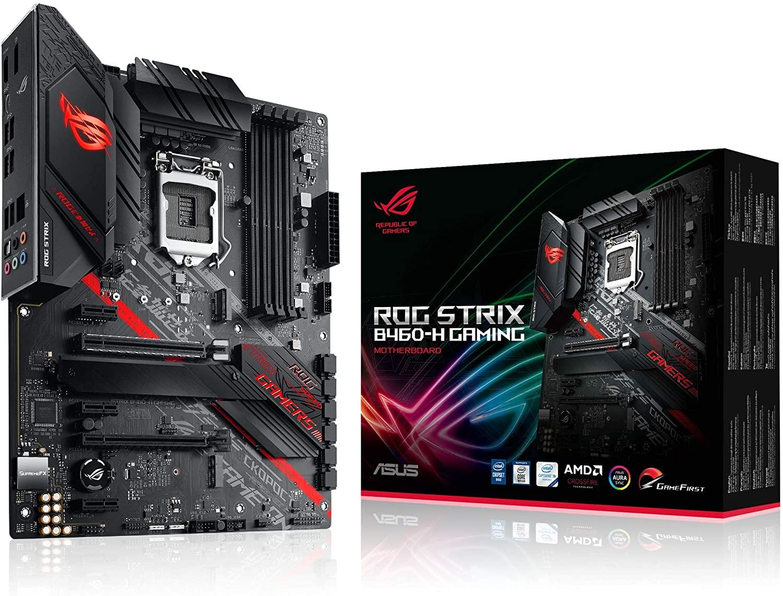 B460-H ROG STRIX GAMING - ASUS / INTEL 10 GEN