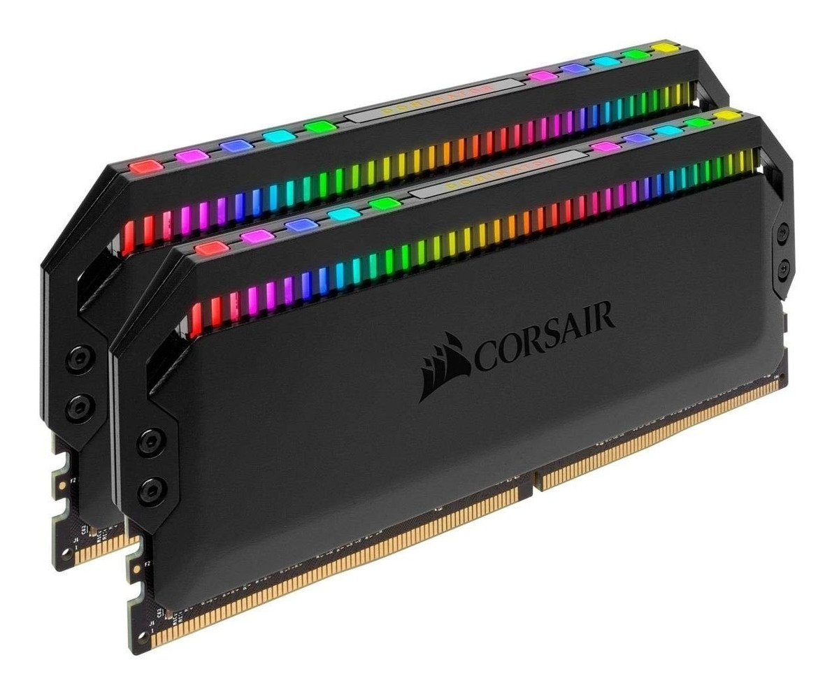 MODULO 8GB (3600 MHZ) DOMINATOR PLATINO RGB - CORSAIR