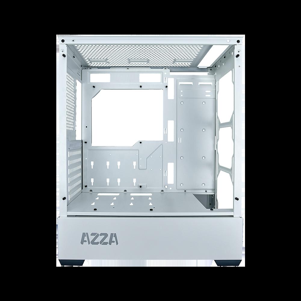 APOLO WHITE+ 1 FAN RGB - AZZA