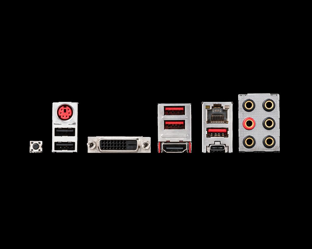 B450 TOMAHAWK MAX II - MSI / AMD RYZEN