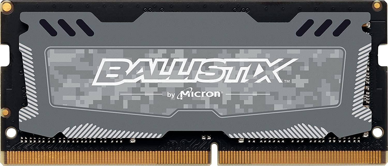 MODULO PORTATIL DDR4 8GB (2666 MHZ) - CRUCIAL BALLISTIX