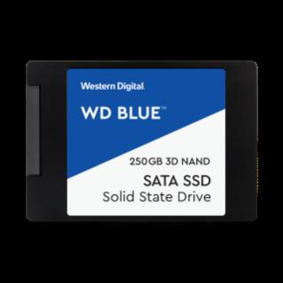 SOLIDO SATA (SSD) 250GB - WESTERN DIGITAL BLUE