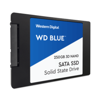 SOLIDO SATA (SSD) 250GB - WESTERN DIGITAL BLUE