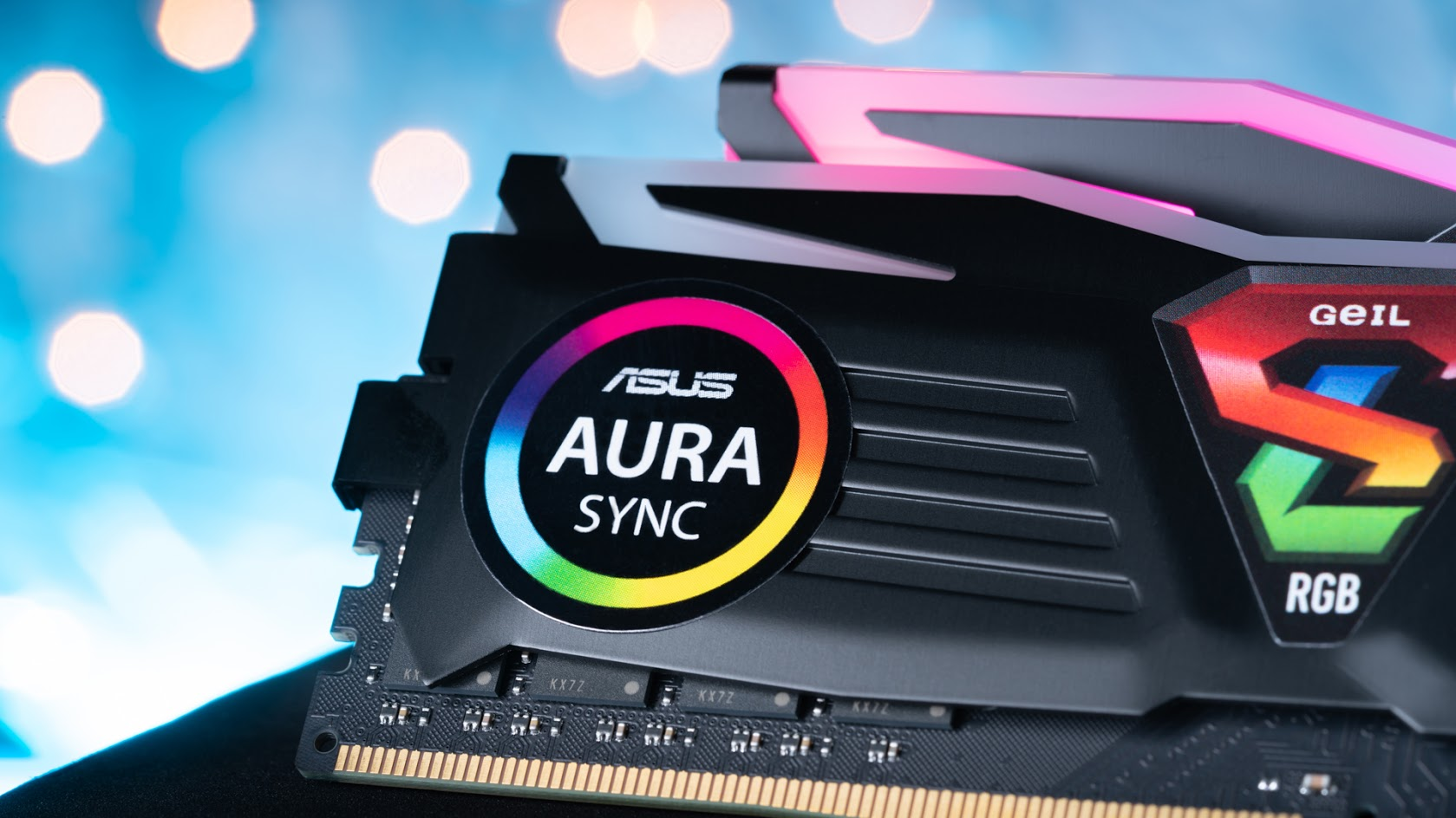 MODULO 8GB (3200 MHZ) SUPER LUCE RGB - GEIL