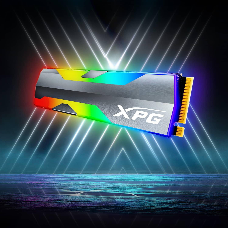 SOLIDO (M2) NVMe 500GB S20 RGB - XPG