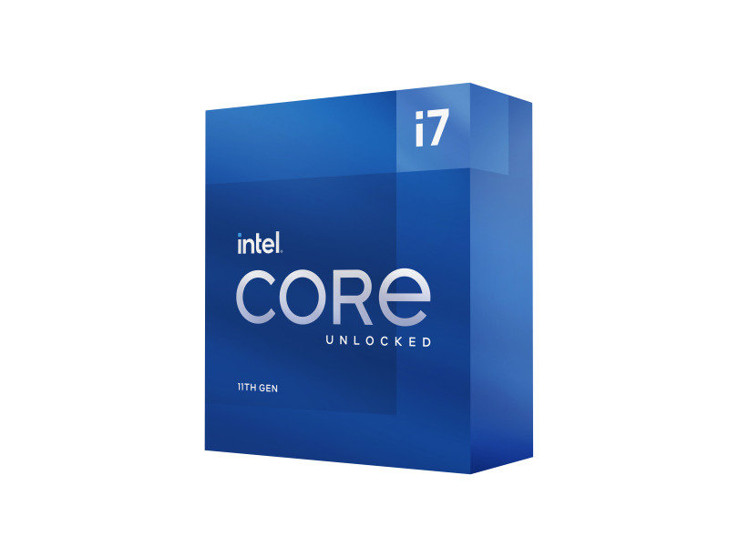 INTEL CORE I7 11700K / 8 NUCLEOS - 16 HILOS A 5,0GHZ