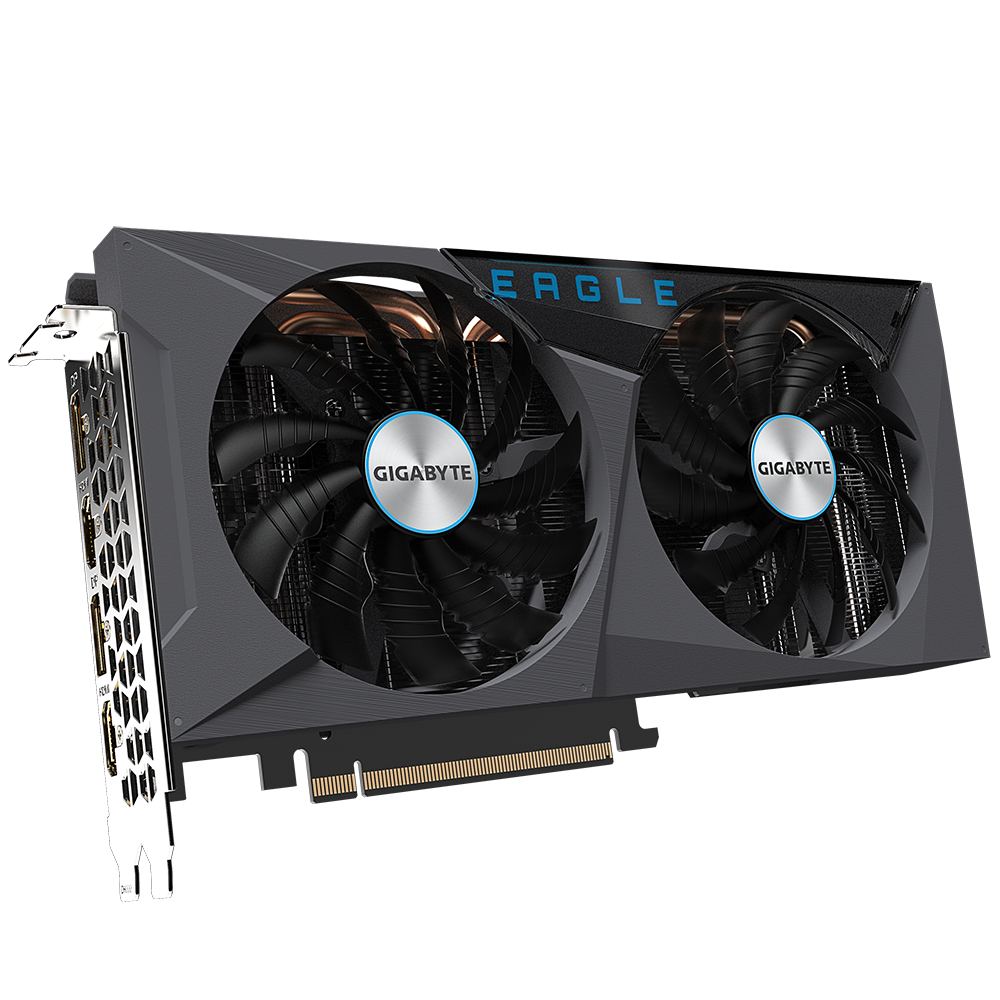RTX 3060 EAGLE OC 12GBS - GIGABYTE