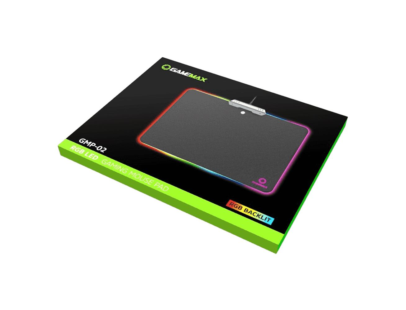 PAD MOUSE RGB - GAMEMAX