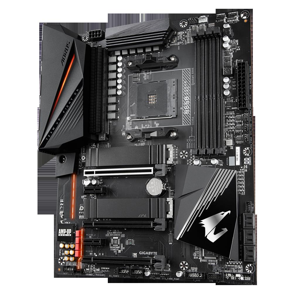B550 AORUS PRO - AMD RAZEN