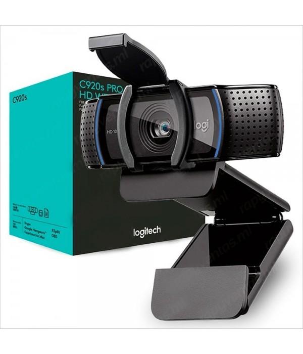 WEBCAM 920S PRO HD - LOGI
