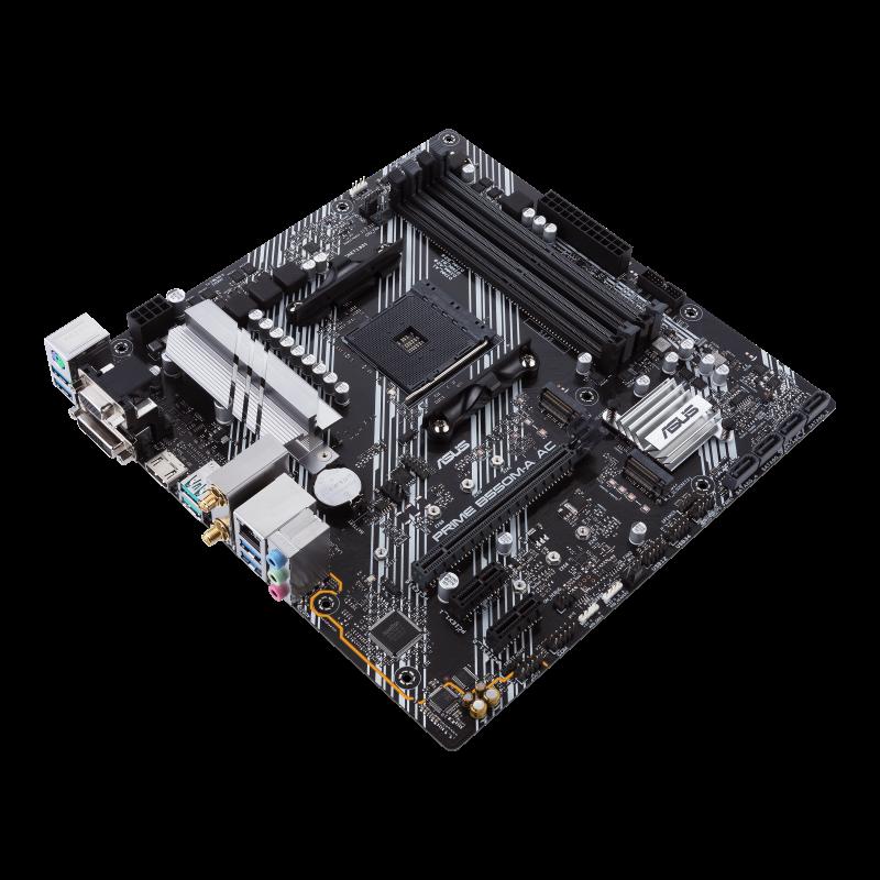 B550M-A AC - ASUS / AMD RYZEN