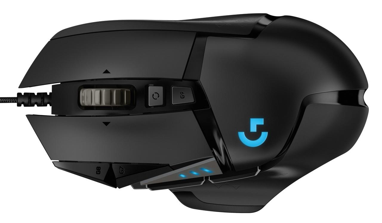 G502 HERO RGB USB - LOGI