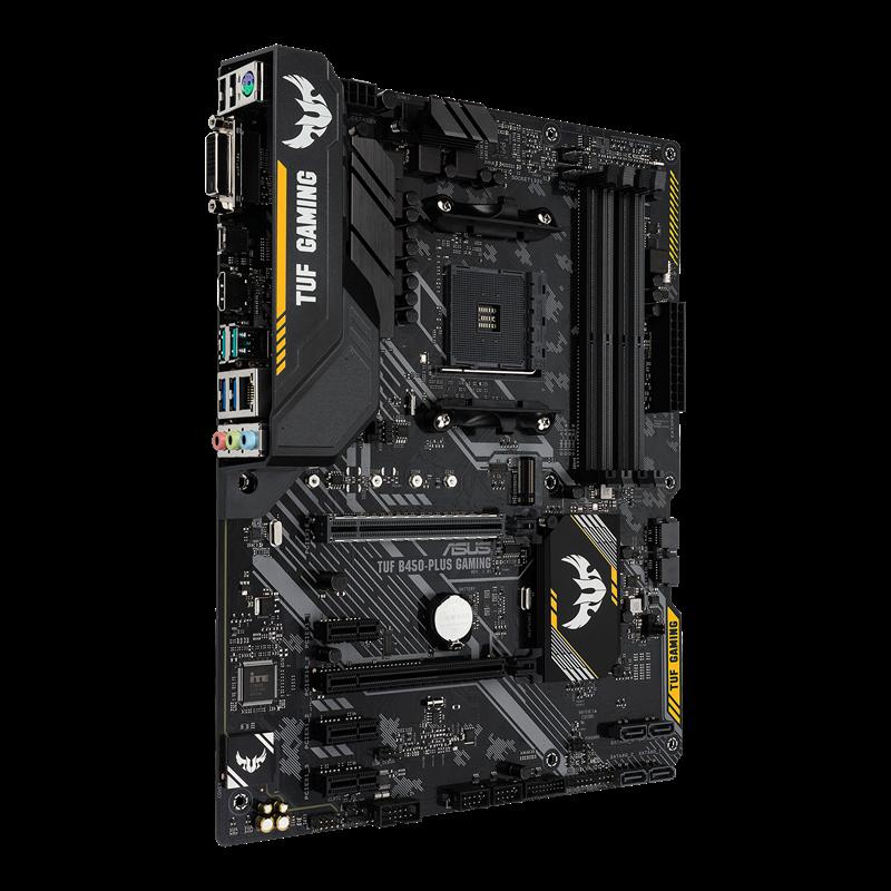 B450 TUF PLUS GAMING -  ASUS / AMD RYZEN