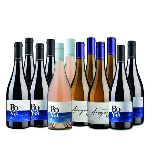 Selección Campo 12 botellas