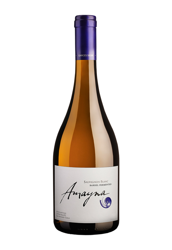 Amayna Sauvignon Blanc Barrel Fermented 2013   Caja 6 bot.