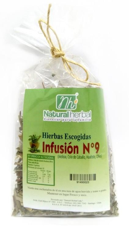 Infusión n°9 - 40 gr.