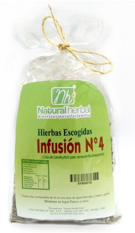 Infusión n°4 - 40 gr.