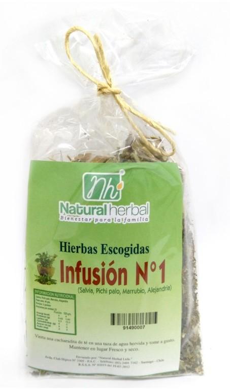 Infusión n°1  - 40 gr.