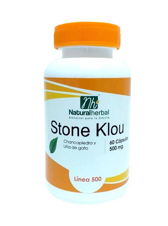 Stone klou 500 - 60 cápsulas 500 mg.