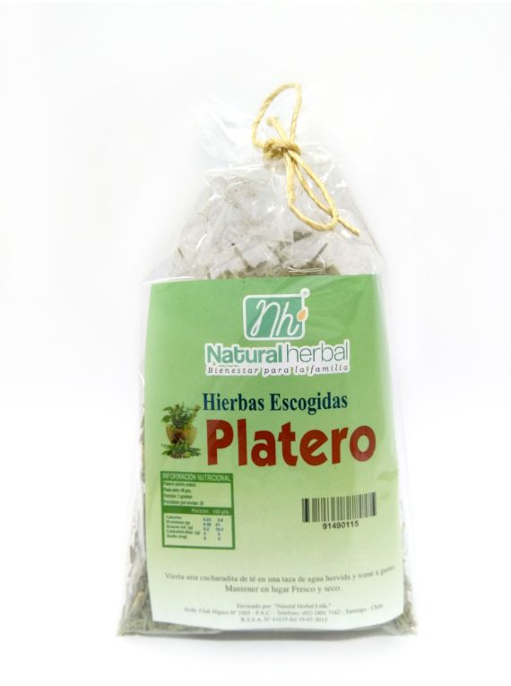 Hierba del platero - 40 gr.