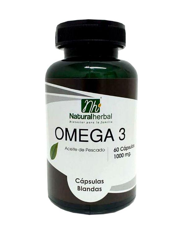 Omega 3 - 1000 mg