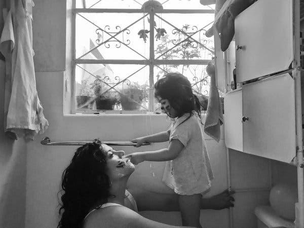 Maternidad en tiempos de Covid