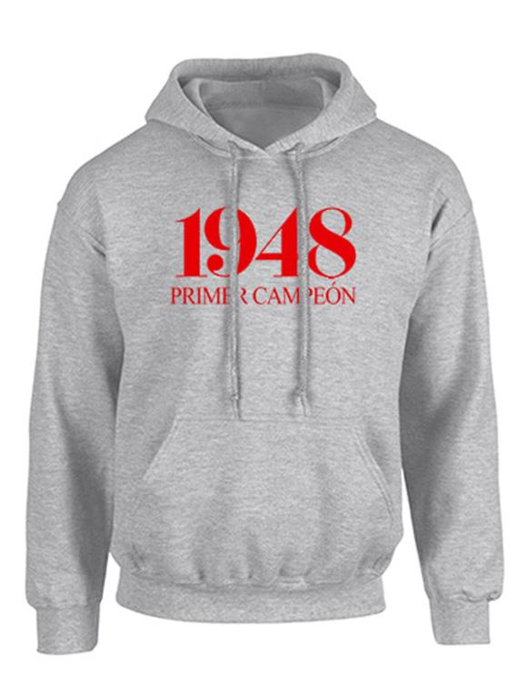Capotero cerrado - 1948 primer campeón