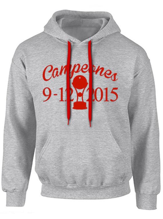 Capotero cerrado - Campeones 9/12/2015