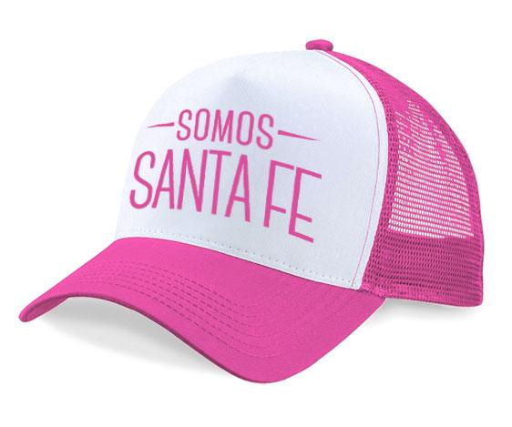 Gorra malla - Somos Santa Fe