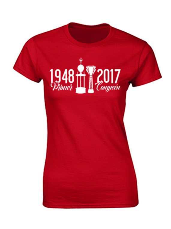 Camiseta mujer - leonas 2017